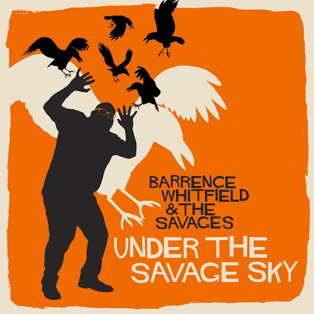 disco BARRENCE WHITFIELD Under the savage sky