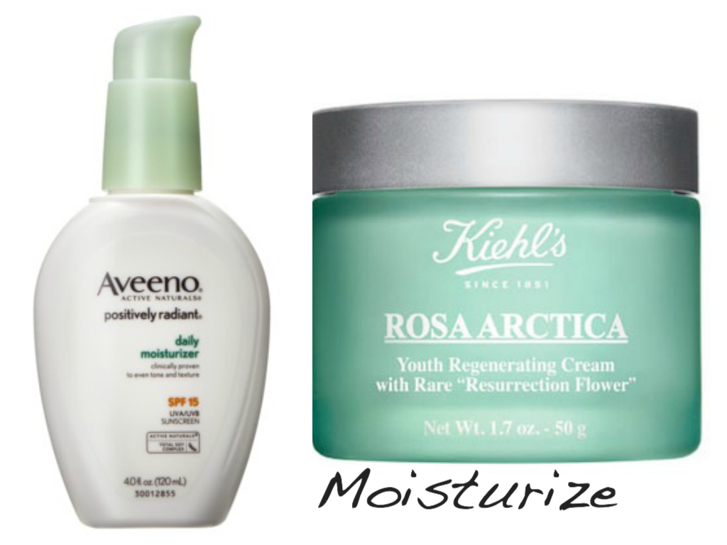 summer skin products