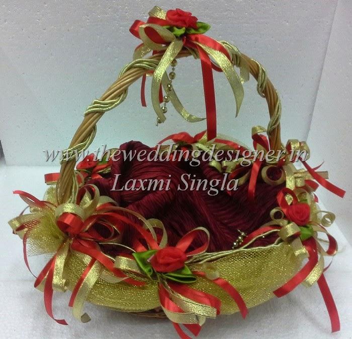 Designer Wedding Baskets, Wedding Basket Gift Ideas: Wedding Baskets ...