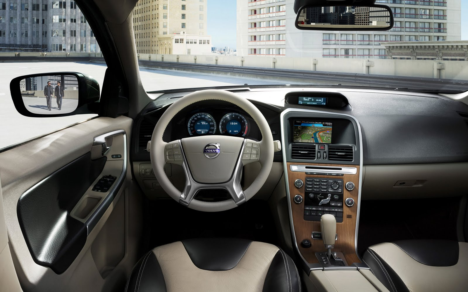 Technorights Volvo Xc60 Xc90 Interior And Exterior High Quality Images