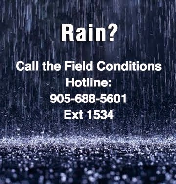 Game Cancellations: