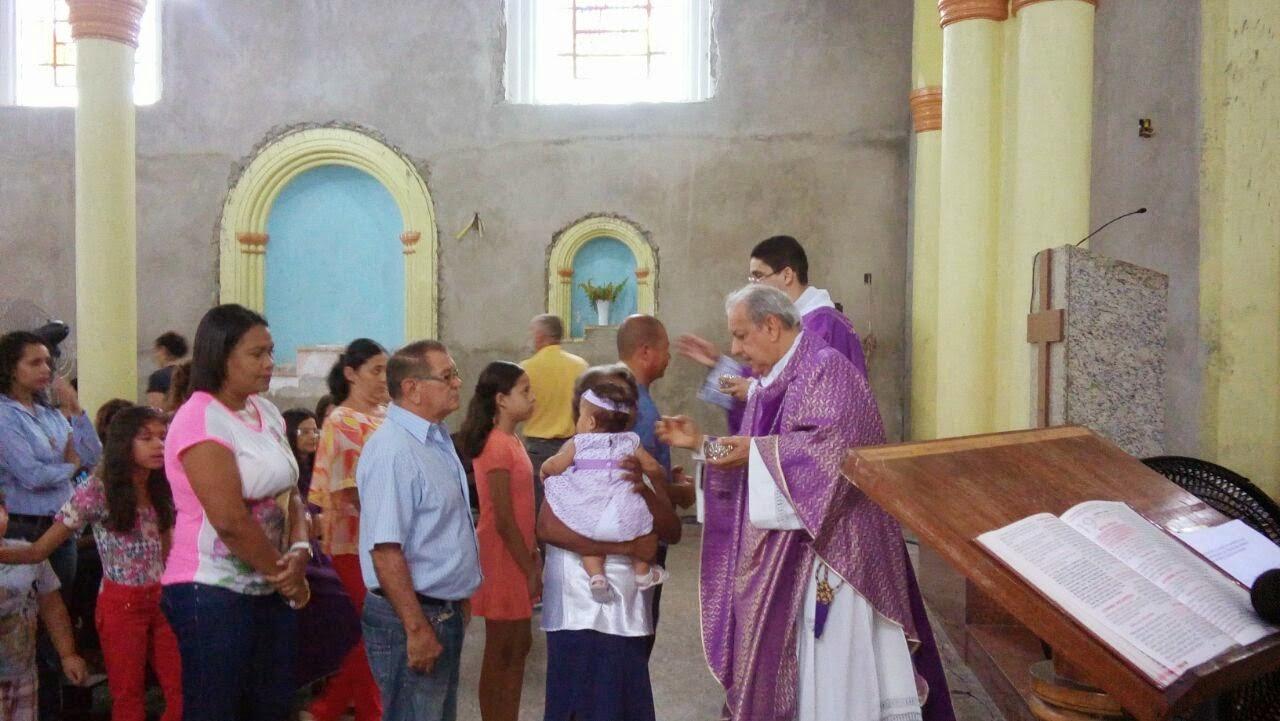 DOM FRANCISCO LANÇA NA DIOCESE CAMPANHA DA FRATERNIDADE PARA 2015