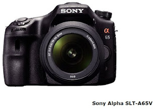Sony Alpha SLT-A65V review
