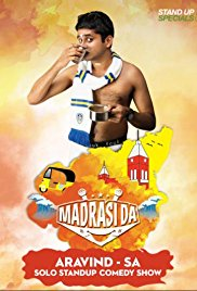 Watch Madrasi Da by SA Aravind Online Free 2017 Putlocker