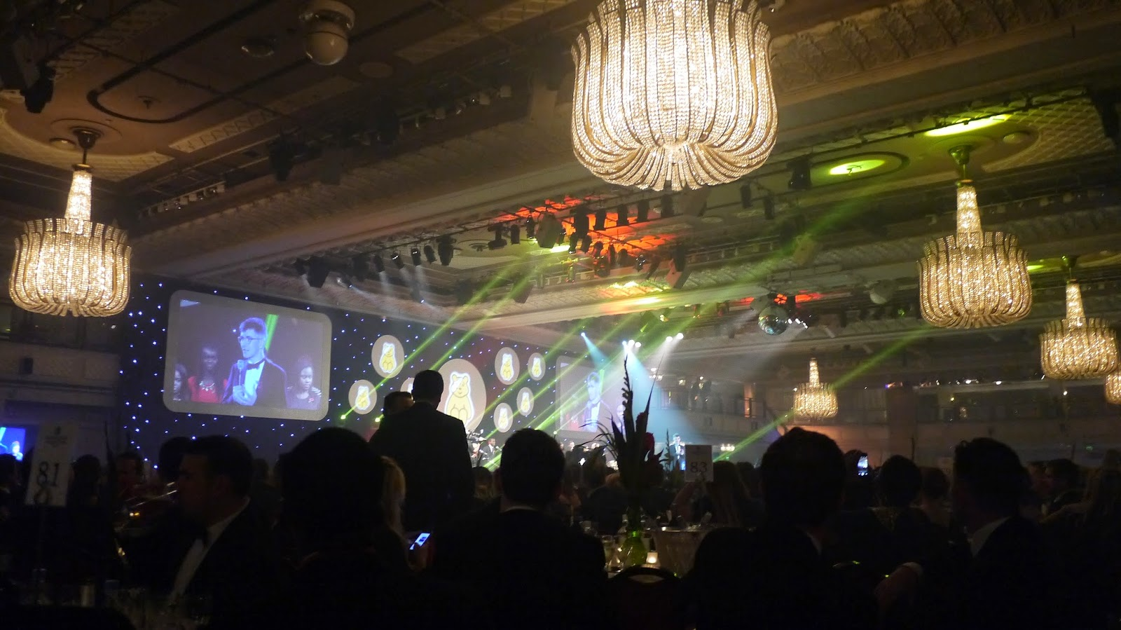 Children in Need An Evening with the Stars