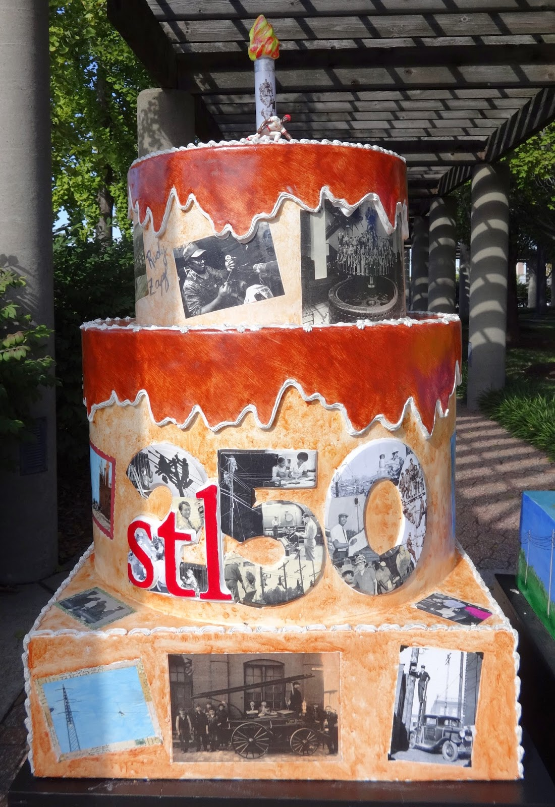 St Louis 250 Years 250 Cakes Here We Go