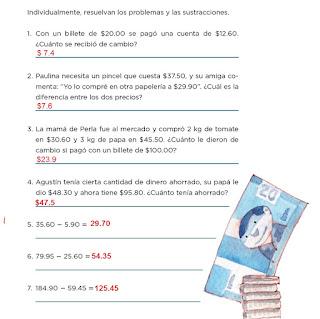 Respuestas Apoyo Primaria Desafíos matemáticos 4to grado Bloque I lección 11 Los uniformes escolares