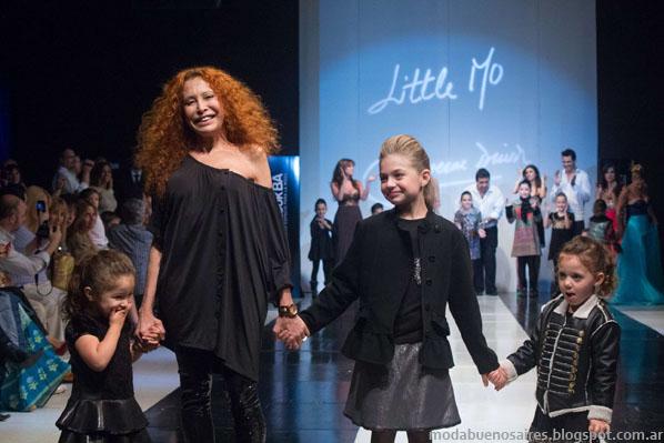 Maureene Dinar Little MO otoño invierno 2013 moda