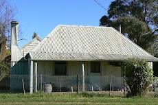 Old Slab Cottage - Taralga.