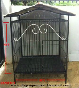 dog cage design