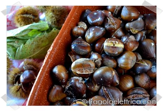 Caldarroste (Foto Ricetta)