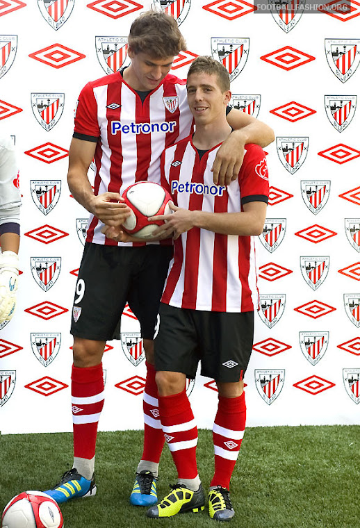 Athletic Bilbao Home Strip.