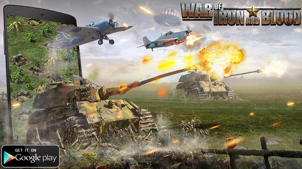 War of Iron and Blood Gameplay IOS / Android
