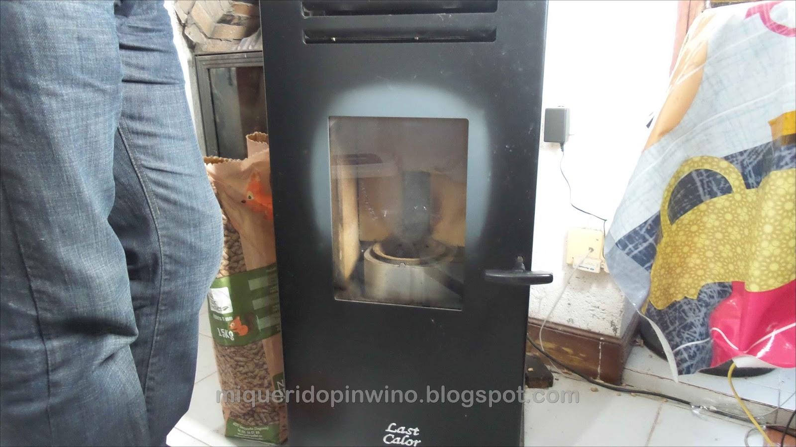 Tecnolog a para un progreso sostenible limpieza a fondo - Instalar una estufa de pellets ...