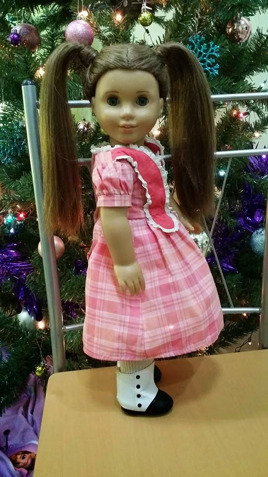 Life With Tootsabella And The Rose A Quick Guide To American Girl - Doll hairstyles for grace