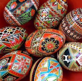 pysanka  from Ukraine