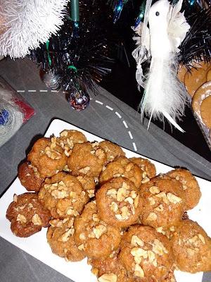 Świąteczne przepisy cz. 2 : - melomakarona, greckie ciasteczka