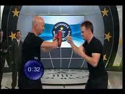 Most Full Contact Punch Strikes In 1 Minute