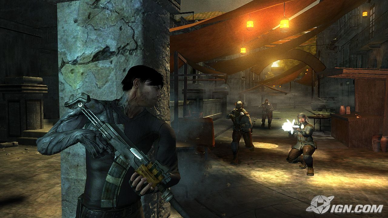 Dark Sector Full PC Game Download Free Full Version ~ JB BLOG