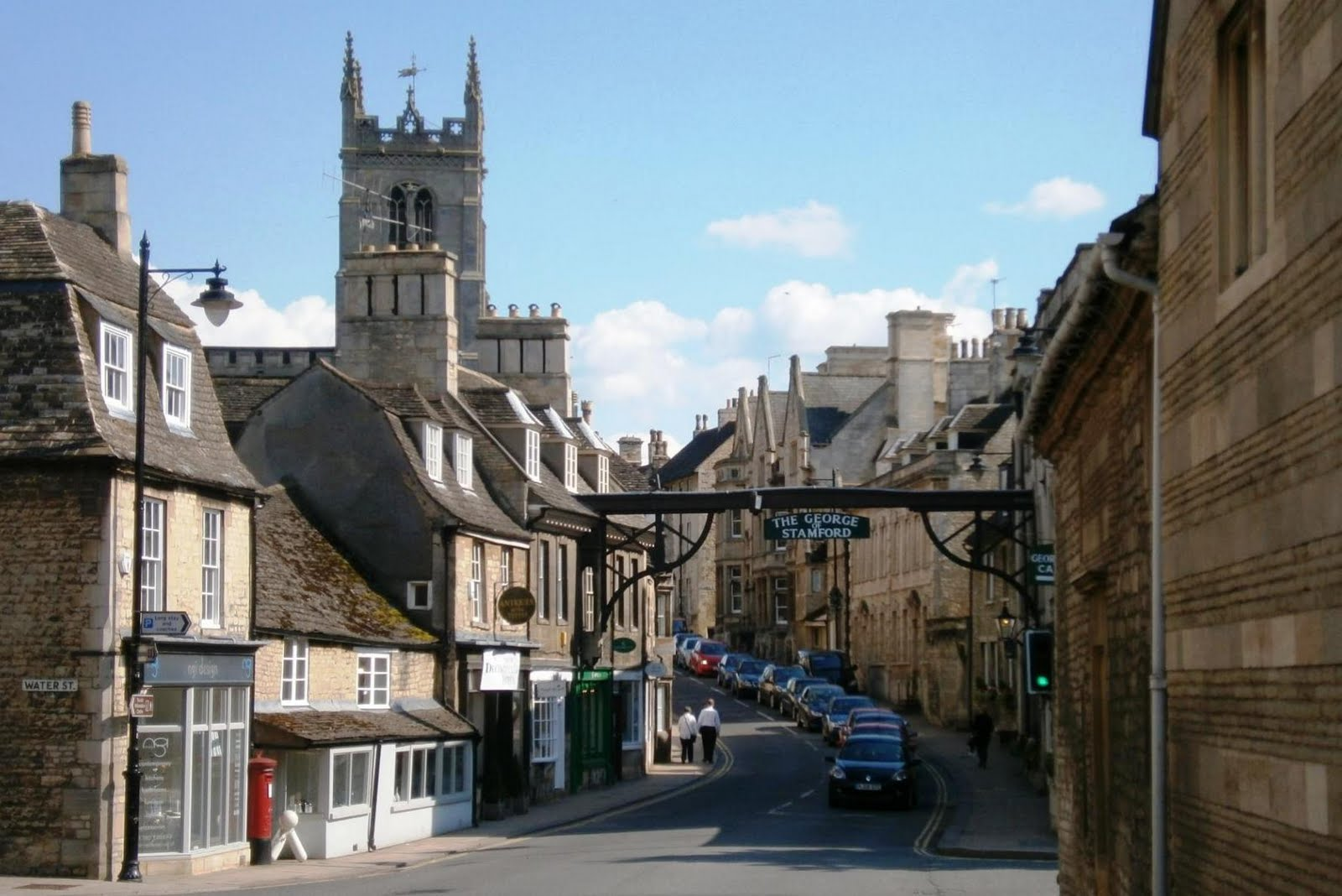 Liberal England Oxford Cambridge And Stamford