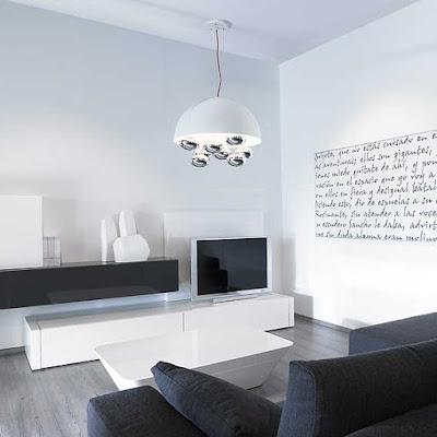 L mparas de techo modernas - Lamparas de techo de diseno modernas ...
