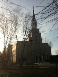 Boston LDS Temple