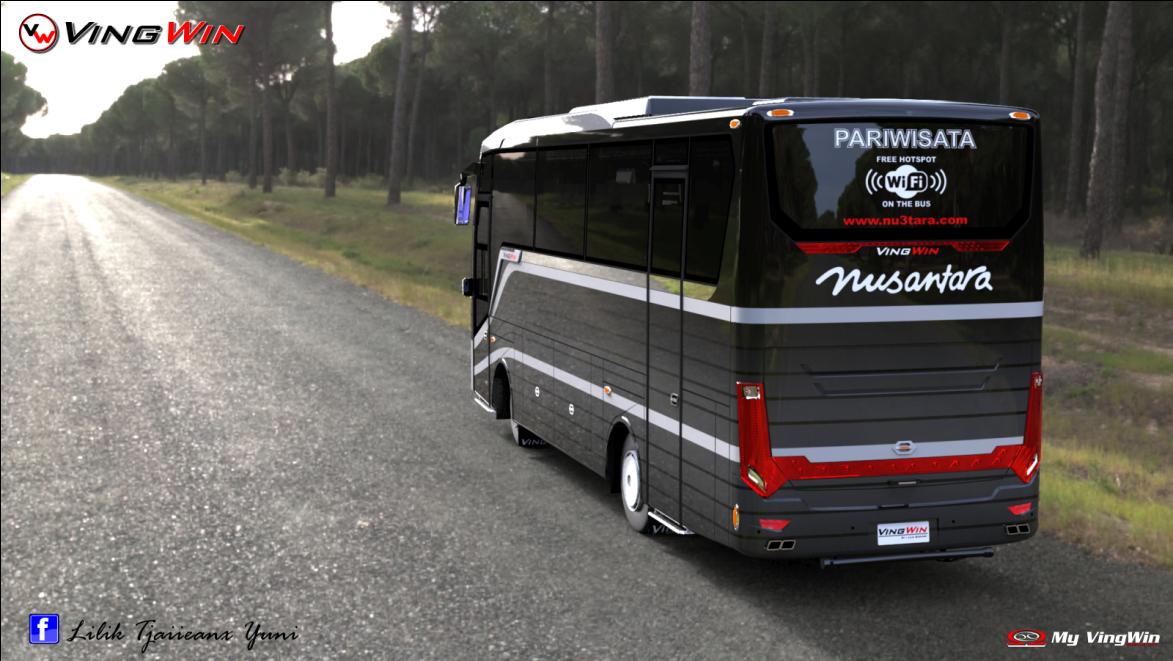 Design Bus VingWin PO Nusantara