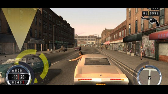 Driver: Parallel Lines Screenshots