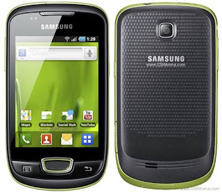 Samsung Galaxy mini S5570-8