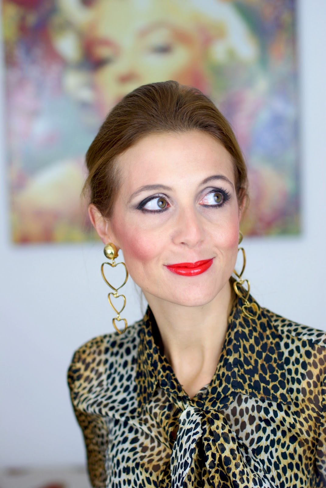 Day to Night makeup tips with Clarins ombre matte eyeshadown review on Fashion and Cookies fashion and beauty blog