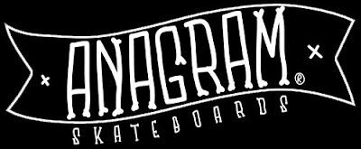 anagram skateboards ©