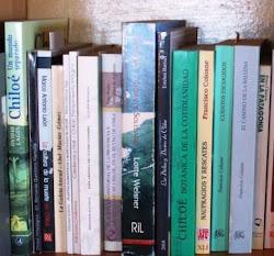 Algunos libros sobre Chiloé