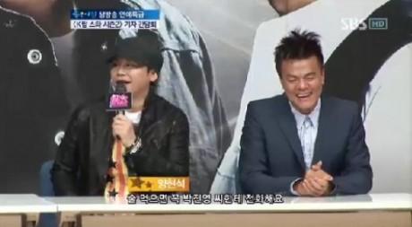 Yang Hyun Suk Menelpon J.Y.Park Saat Mabuk