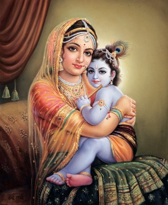 god images krishna. Hindu antilogy refers that Balarama had fair complexion where as Krishna was