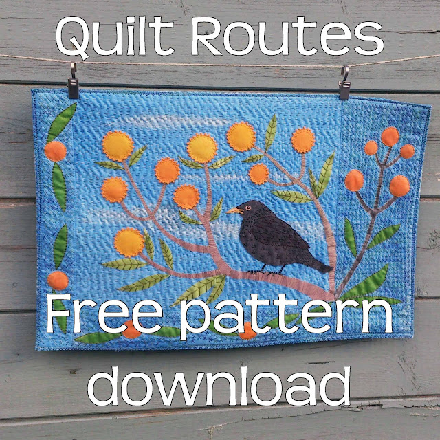 Quilt Routes by Deborah O'Hare