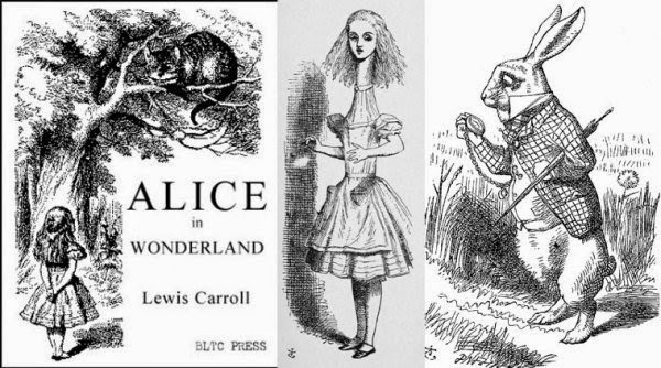 a psychoanalysis of lewis carrolls alice in wonderland ― lewis carroll, alice's adventures in wonderland & through the looking-glass i wonder if the snow loves the trees and fields, that it kisses them so gently and then it covers them up snug, you know, with a white quilt and perhaps it says, go to sleep, darlings, till the summer comes again.