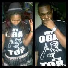 tp+3 - My Oga T-shirt is Out- Claim yours now! (Photo)