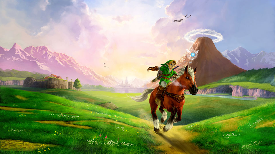 Grezzo Video Games The Legend of Zelda Ocarina of Time is a Video Game Developed by Grezzo