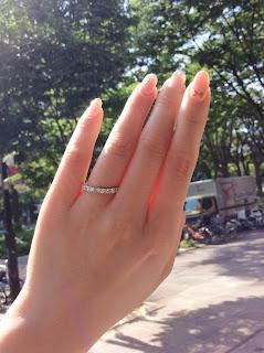 FURRERJACOT フラージャコー 太陽 光 エタニティ 記念 結婚指輪 名古屋 栄