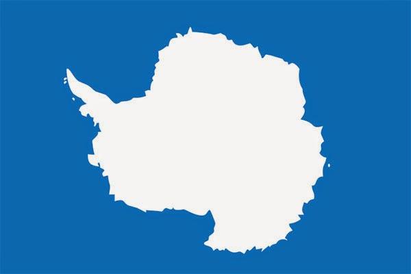 Флаг Антарктиды