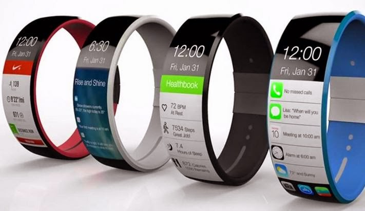 iWatch: design dos smartwatches