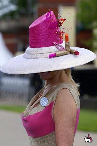 Интересная шляпа своими руками 11