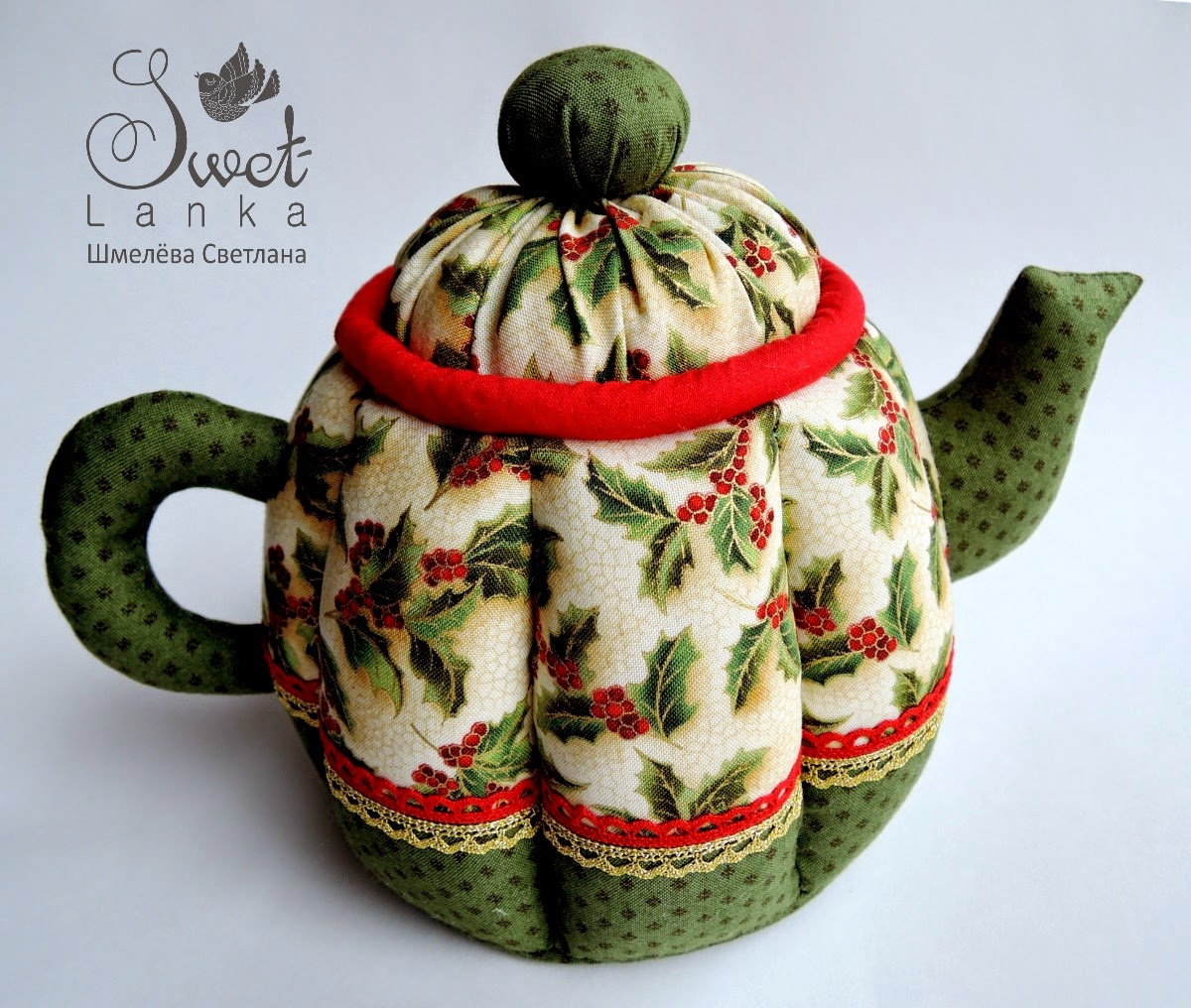 чайник Новый год