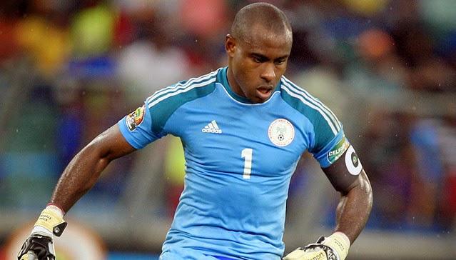 Nigeria squad for Afcon 2015 qualifier against Bafana Bafana