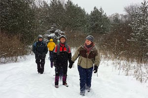 11 First Day Hikes to be held at Wisconsin state parks Jan. 1, 2015