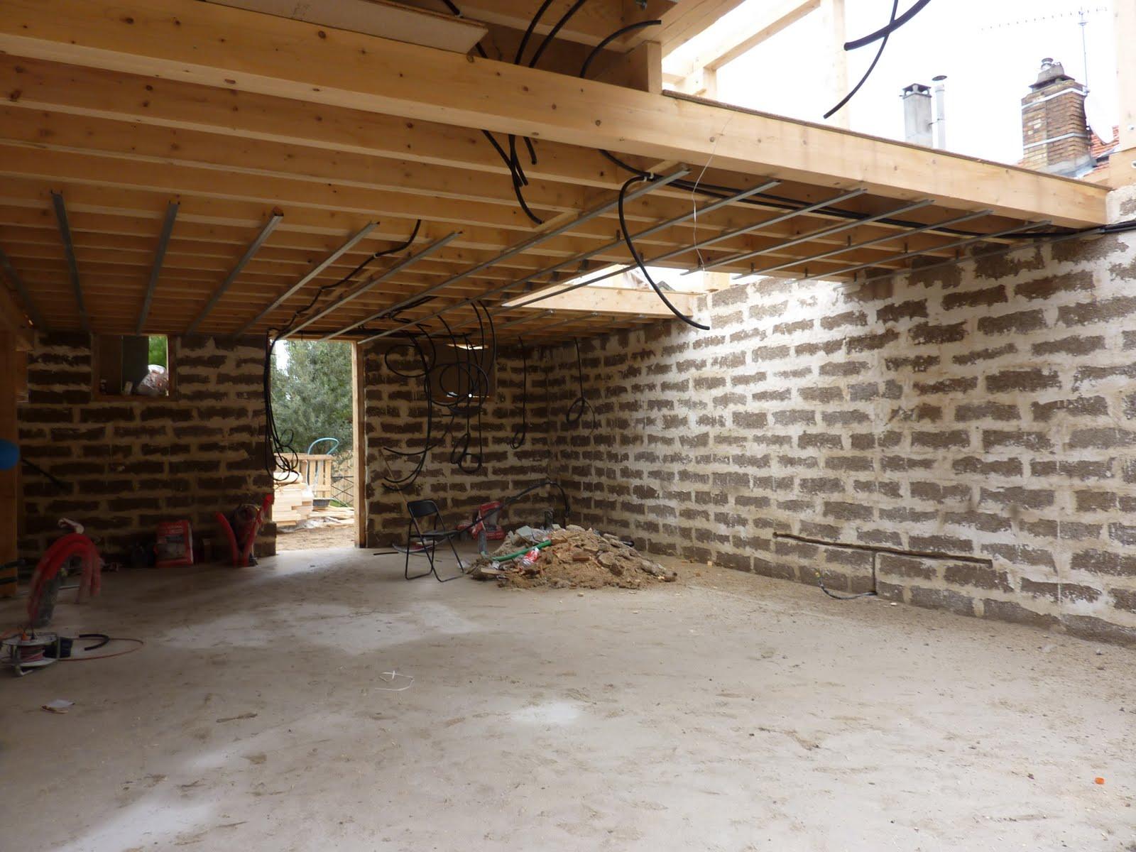 Chantier maison bois val de marne 94 architecte maison for Architecte val de marne