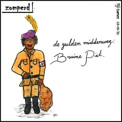 Zomperd - Bruine Piet