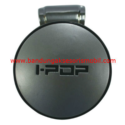 Power Handle I-POP Black-Silver