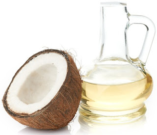 natural Coconut oil for sparkling fair skin