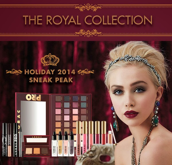 LORAC The Royal Collection-Holiday Collection 2014-Lorac Pro Mega Palette